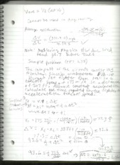 physics 1 notes #7