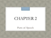Chapter 2 Slides - 461 Summer 2014