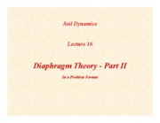 SD-Lecture16-Diaphragm-Theory-II