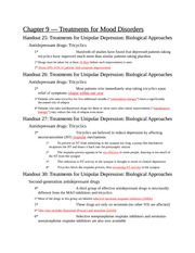 Chapter 9 Outline, Handouts 25-46