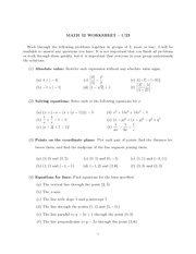 1-23 worksheet