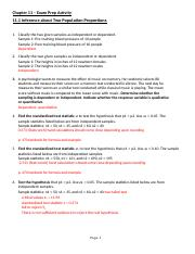 ANSWER KEY - Chapter 11 - Exam Prep Activity