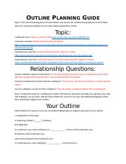Chelsey Colston_English3_Outline Planning Guide_2.07