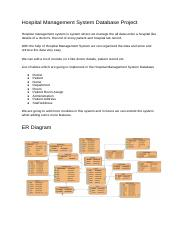 Unit 2 SQL Assignment docx - INFS 6330 Project 2 Assignment Week2