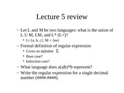 review_lect5