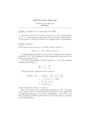 problemset9solutions