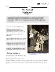 US History Rush of Immigrants (2).docx