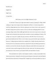 English 102 research paper