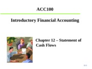 ACC100 Porter Chapter 12 -Break-Out Session - Student Copy - with clicker questions