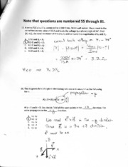 Final Exam 222 Fall 2010 solution