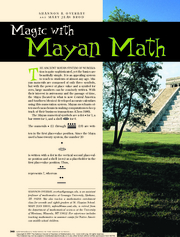 Magic with Mayan Math