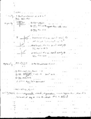Algebra 2 Lecture 9 Notes