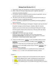 Biology Exam Review Ch 1-3.docx