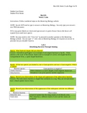 organism physiology paper dc