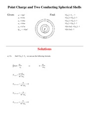 point_charge_and_two_conducting_spherical_shells