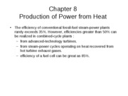 chapter 8. Production of Power from heat-student