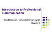 1-Foundations of Communication