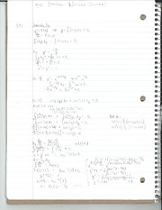 Differential Equations Class Notes  Chapter 2
