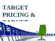 REVISED Target Pricing PPT