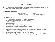02-11-16-16 Purine and pyrimidine nucleotide metabolism 2015 [Compatibility Mode].pdf