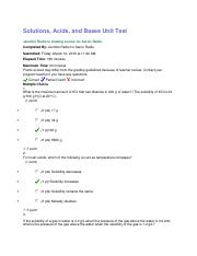 Solutions, Acids, and Bases Unit Test.docx