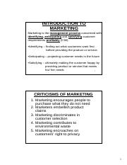 Lecture 1 - Introduction of Marketing [Compatibility Mode]