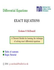 DIFFERENTIAL EQUATION EXACT METHOD EQUATION.pdf