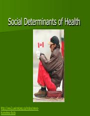 03.social determinants overview