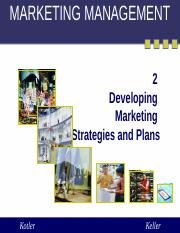 Ch-2 Developing Marketing Strategies and Plans.ppt