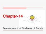Development of Surfaces of Solids