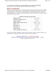 08 Biodiesel Reading