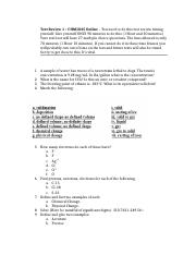 1045 Test 1 Review (2)