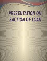 PRESENTATION ON SACTION OF LOAN.pptx