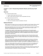 CIS410_Research_Network_Attack