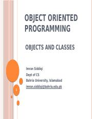 Lec3Objects_And_Classes