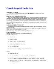 Contoh proposal usaha ayam goreng fajriee - 1 DAFTAR ISI Daftar Isi 1  Perihal 3 Latar Belakang 5 Pemrakarsa 5 Kepemilikan Usaha 6 Riwayat Hidup  Pemilik | Course Hero
