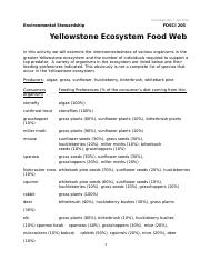 YellowstoneFoodWeb (FDSCI203-04)