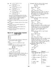 Pre-Calculus Homework Solutions 103