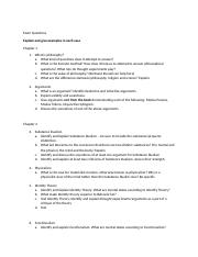 PHL 201 Questions - Complete(1)(1).docx