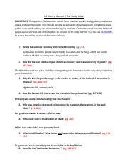 Quarter 2 Test Study Guide US History.docx