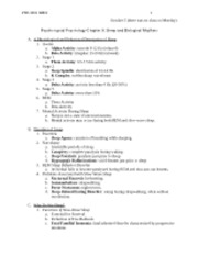 5 - chapter 9 class notes