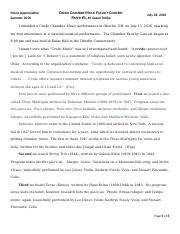 Paper #1 - Credo Chamber Music Faculty Performance - 7-15-16.docx