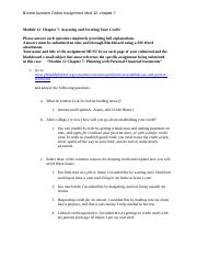 Module 12 Chapter 7 internet assignment.docx