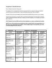 Homework help brochure