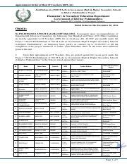 Appointment Order of Male IT B-16 - December 2016.pdf