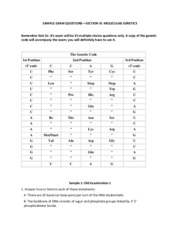 Exam 3 Sample Sp13