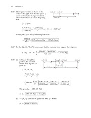 14_Ch 15 College Physics ProblemCH15 Electric Forces and Electric Fields