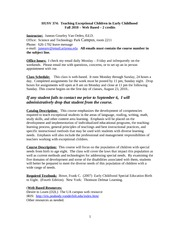 HUSV 374 syllabus fall 2010-2