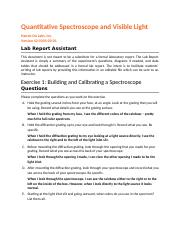 Quantitative Spectroscope and Visible Light worksheet JS.docx