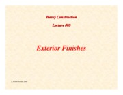 HC-Lecture09-Exterior-Finishes-for-Houses